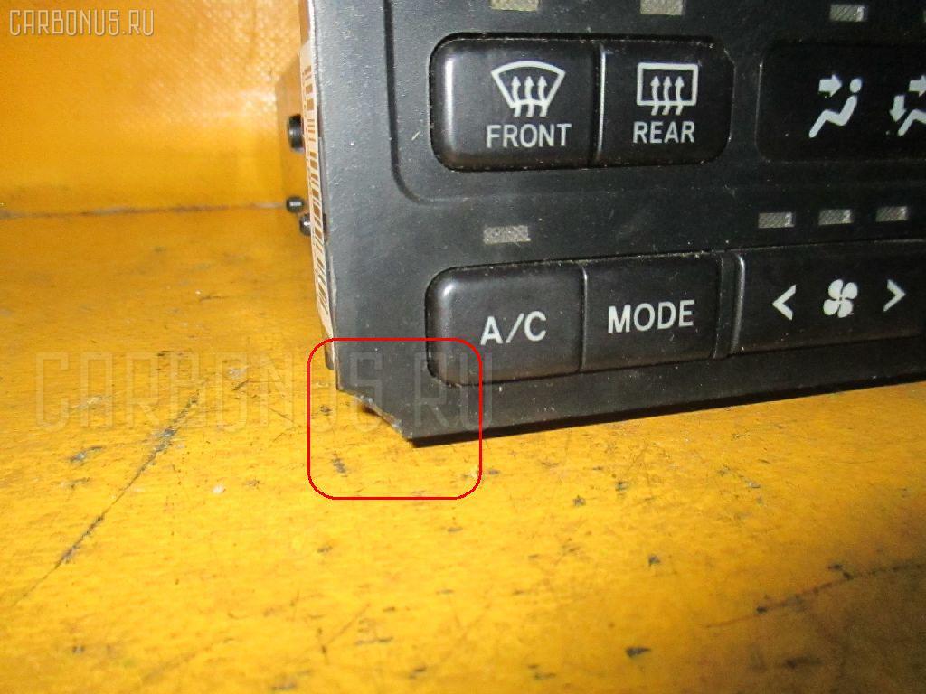 Блок управления климатконтроля TOYOTA GX100 1G-FE Фото 2