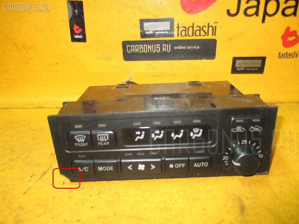 Блок управления климатконтроля TOYOTA GX100 1G-FE. Фото 7
