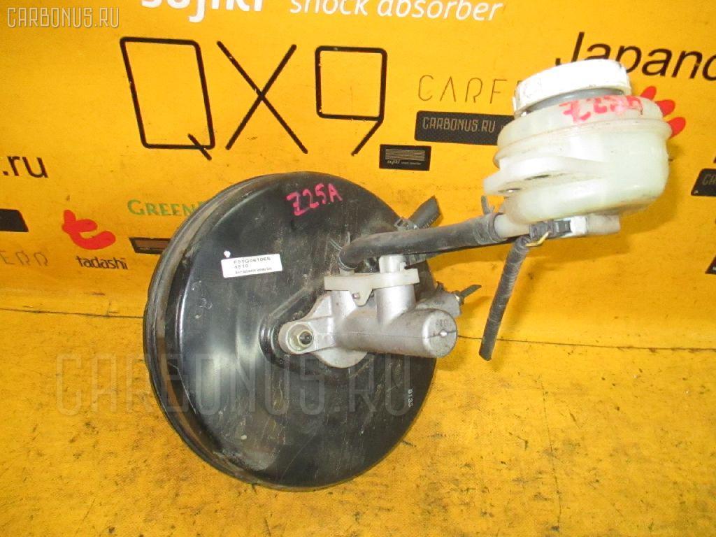 Главный тормозной цилиндр MITSUBISHI COLT Z25A 4G19 Фото 2