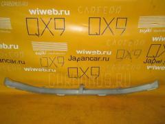 Планка передняя MITSUBISHI PAJERO IO H66W Фото 2