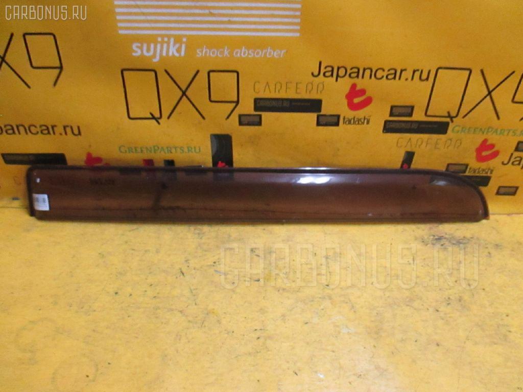 Ветровик MITSUBISHI PAJERO IO H66W Фото 1