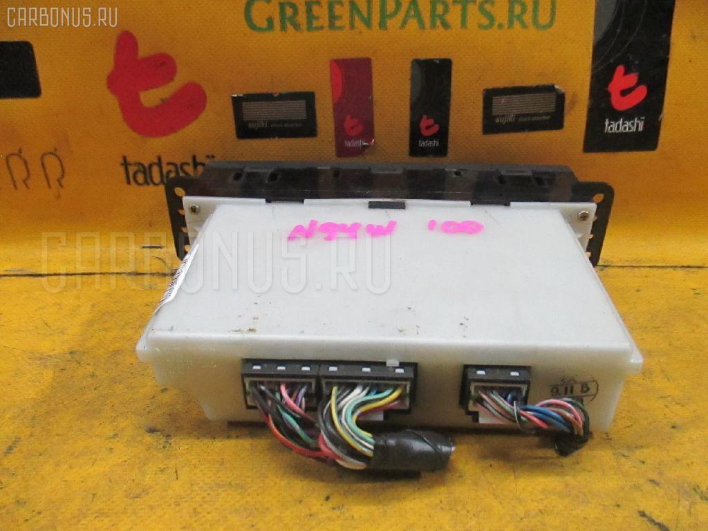 Блок управления климатконтроля MITSUBISHI CHARIOT GRANDIS N94W 4G64 Фото 1