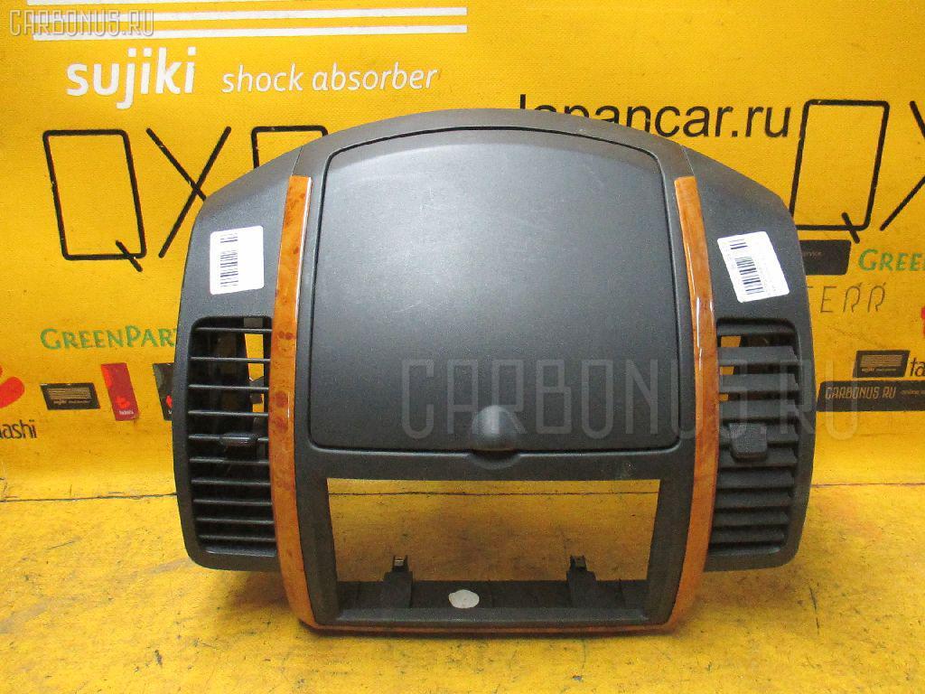 Консоль магнитофона NISSAN NOTE E11 Фото 1