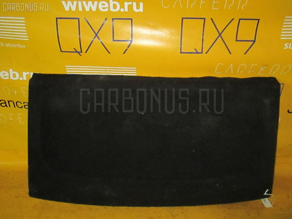 Шторка багажника Volkswagen Golf iv 1JAGU Фото 1