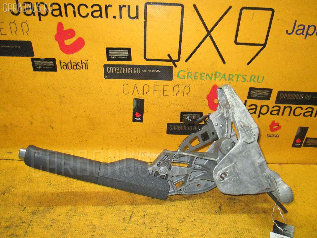 Рычаг стояночного тормоза Volkswagen Golf v 1KBLG Фото 1