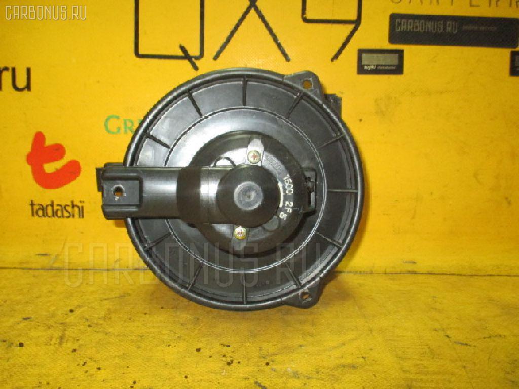 Мотор печки TOYOTA COROLLA NZE124 Фото 1