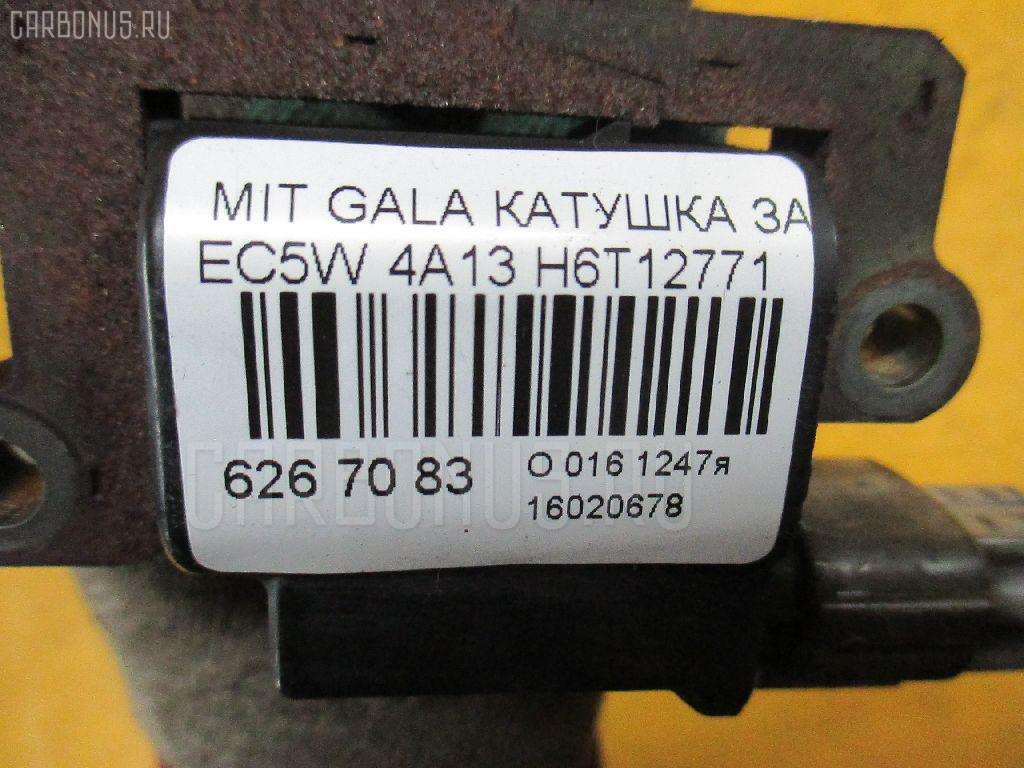 Катушка зажигания MITSUBISHI GALANT EC5W 4A13 Фото 2