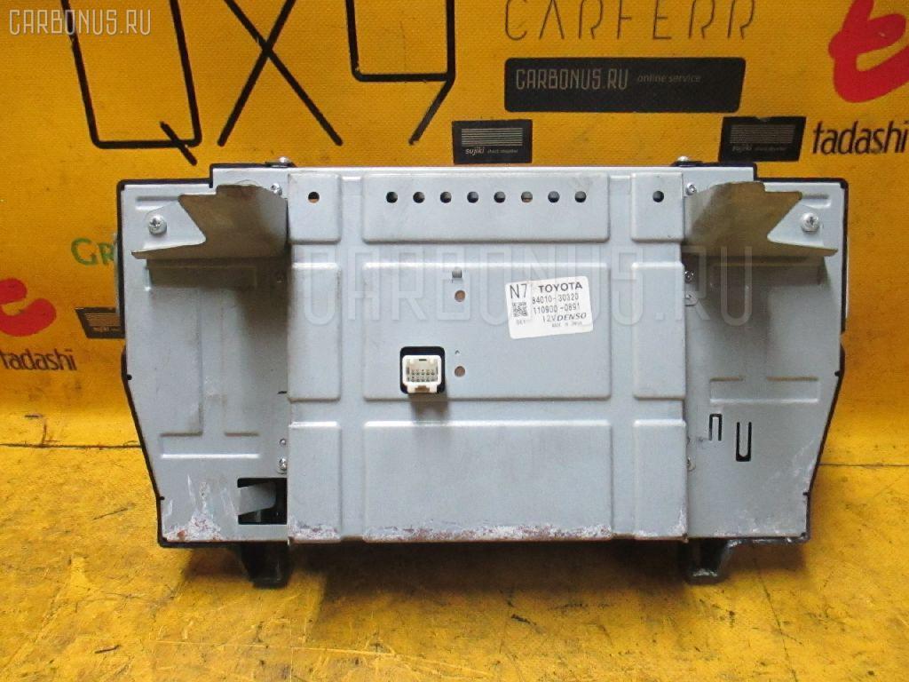 Блок управления климатконтроля Toyota Crown GRS180 Фото 1