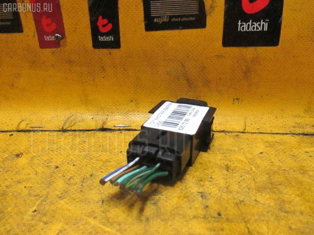 Кнопка аварийной остановки TOYOTA GX90 Фото 1