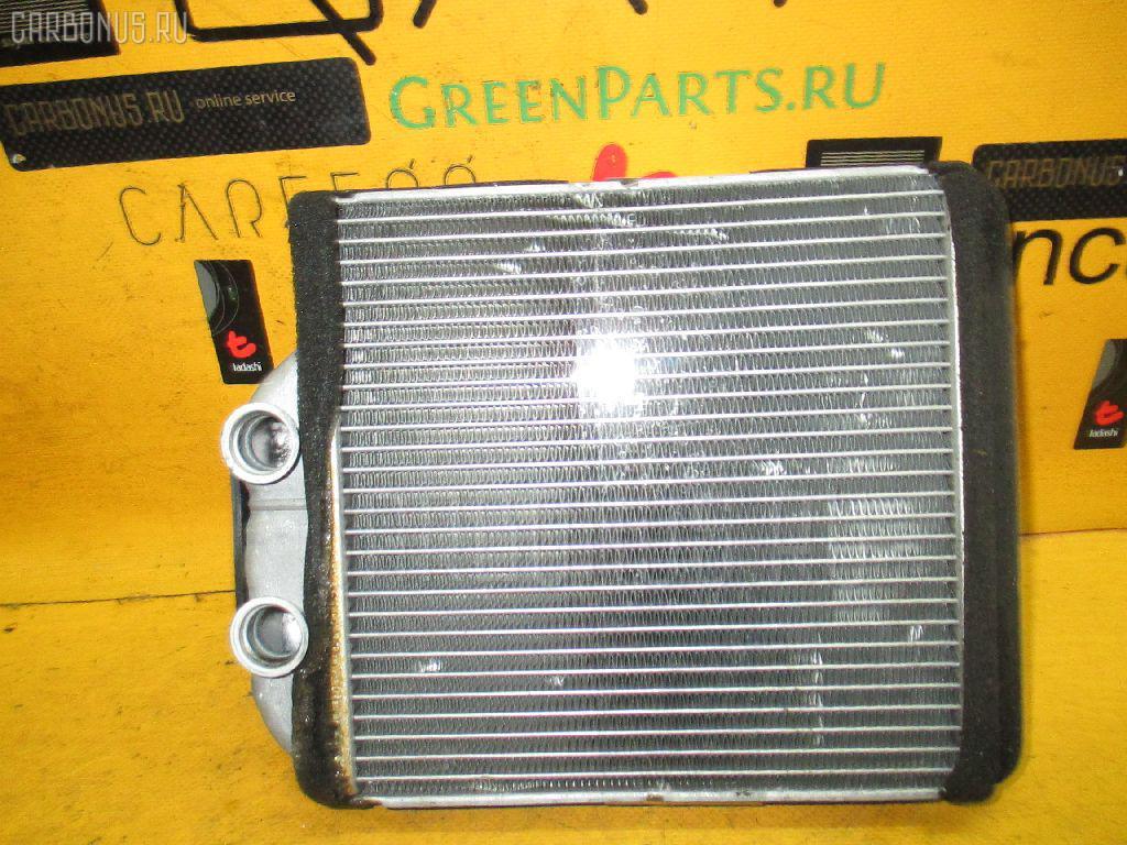 Радиатор печки TOYOTA GAIA ACM10G 1AZ-FSE. Фото 6