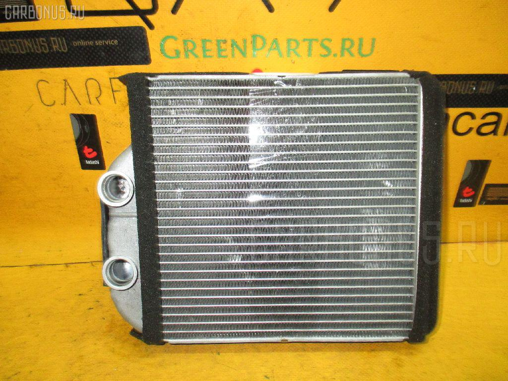 Радиатор печки TOYOTA GAIA ACM10G 1AZ-FSE. Фото 8