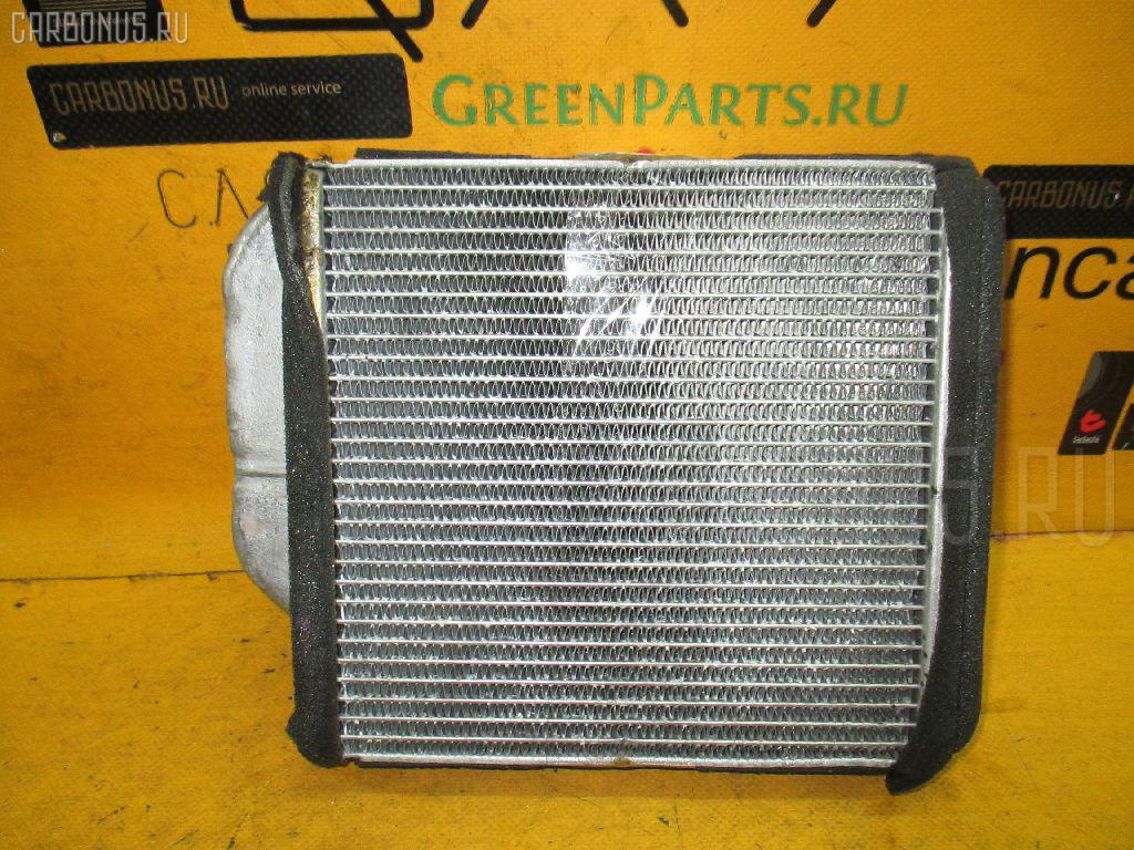 Радиатор печки TOYOTA CORONA PREMIO AT211 7A-FE. Фото 2
