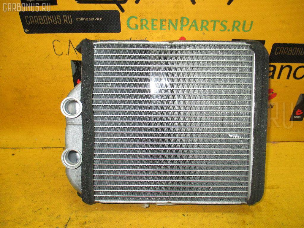 Радиатор печки TOYOTA CORONA PREMIO AT211 7A-FE. Фото 3