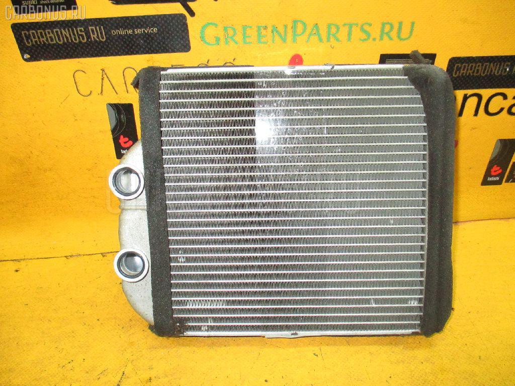 Радиатор печки TOYOTA CALDINA ST215G 3S-FE. Фото 11