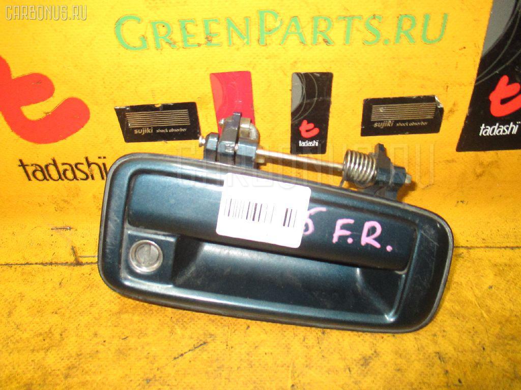 Ручка двери TOYOTA SPRINTER CARIB AE95G. Фото 5
