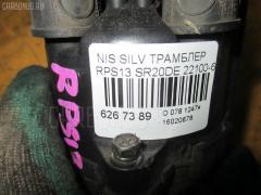 Трамблер NISSAN SILVIA RPS13 SR20DE Фото 3