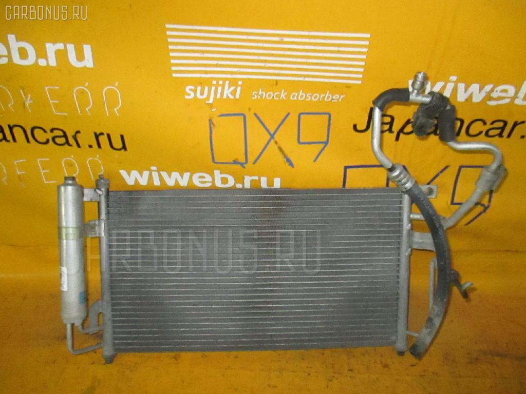Радиатор кондиционера MAZDA DEMIO DY3W. Фото 6