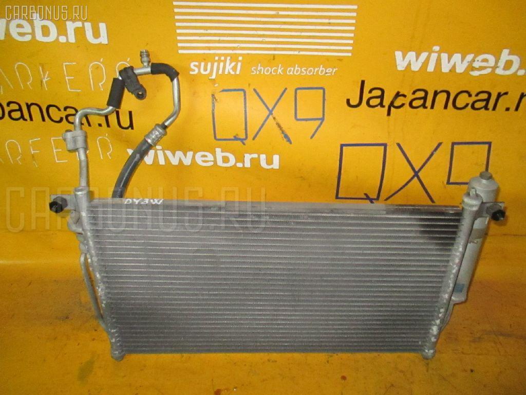 Радиатор кондиционера MAZDA DEMIO DY3W. Фото 7