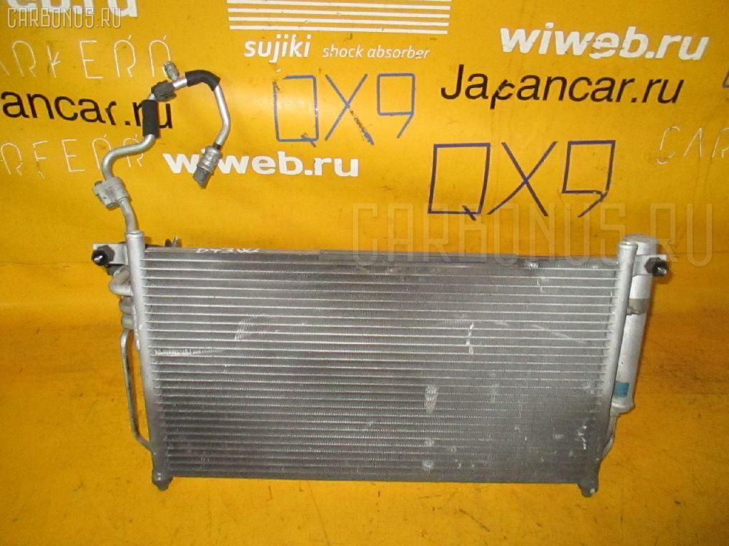 Радиатор кондиционера MAZDA DEMIO DY3W. Фото 8