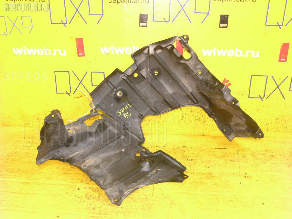 Защита двигателя TOYOTA IPSUM SXM10G 3S-FE Фото 1