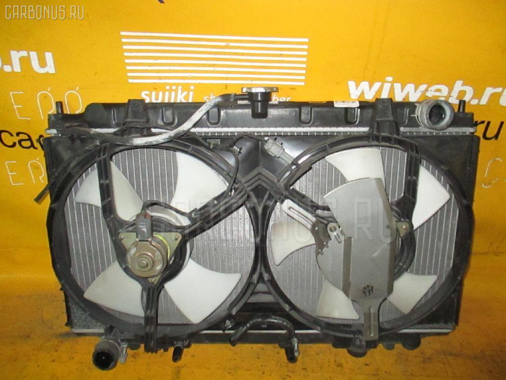 Радиатор ДВС NISSAN PRIMERA P11 SR18DE. Фото 9