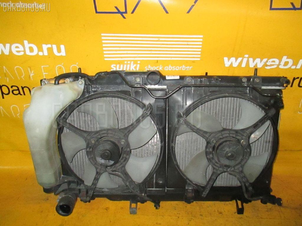 Радиатор ДВС SUBARU LEGACY WAGON BH5 EJ208 Фото 1