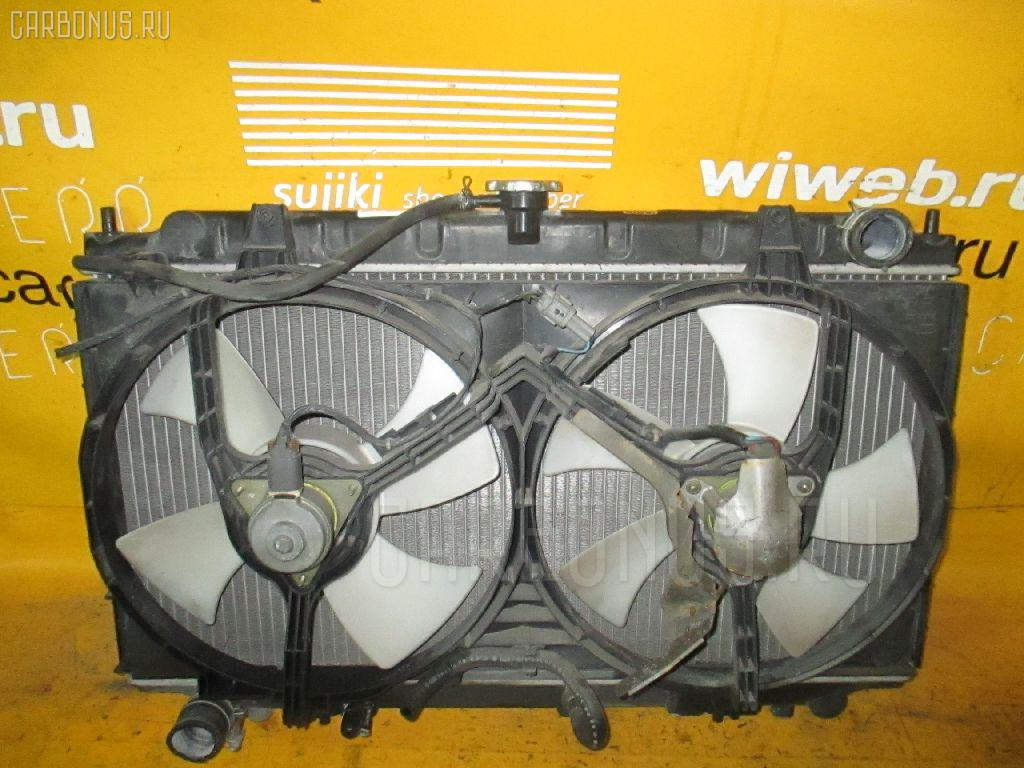 Радиатор ДВС NISSAN PRIMERA HP11 SR20DE. Фото 3