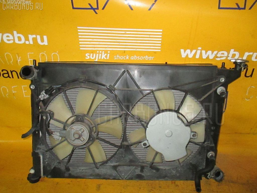 Радиатор ДВС TOYOTA OPA ACT10 1AZ-FSE. Фото 10