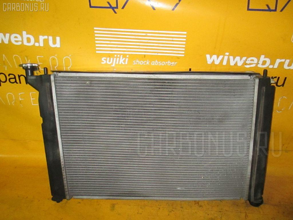 Радиатор ДВС TOYOTA OPA ACT10 1AZ-FSE. Фото 11