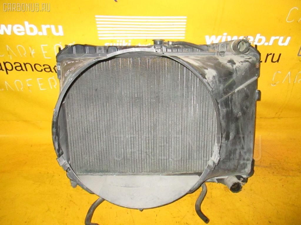 Радиатор ДВС NISSAN LAUREL GC32 VG20T Фото 1