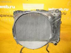 Радиатор ДВС NISSAN LAUREL GC32 VG20T Фото 2