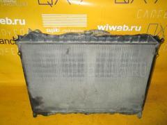 Радиатор ДВС NISSAN LAUREL GC32 VG20T Фото 3