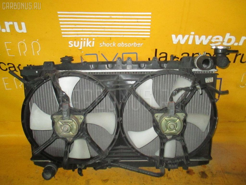 Радиатор ДВС NISSAN FN15 GA15DE. Фото 3