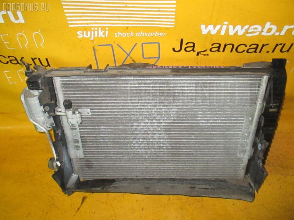 Радиатор ДВС MERCEDES-BENZ A-CLASS W168.033 166.960 Фото 2