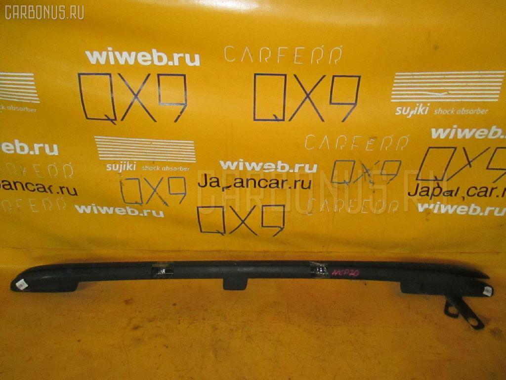 Багажник TOYOTA FUNCARGO NCP20. Фото 2