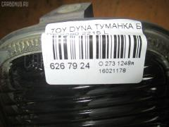 Туманка бамперная Toyota Dyna KDY290 Фото 3