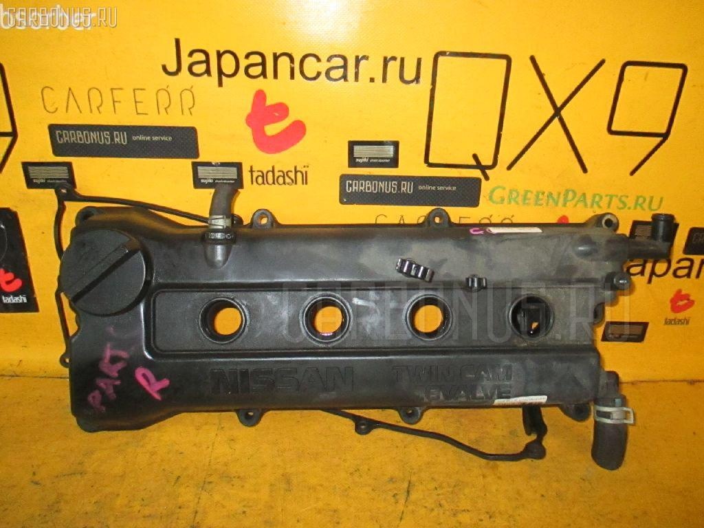 Клапанная крышка NISSAN K11 CG10-DE Фото 1