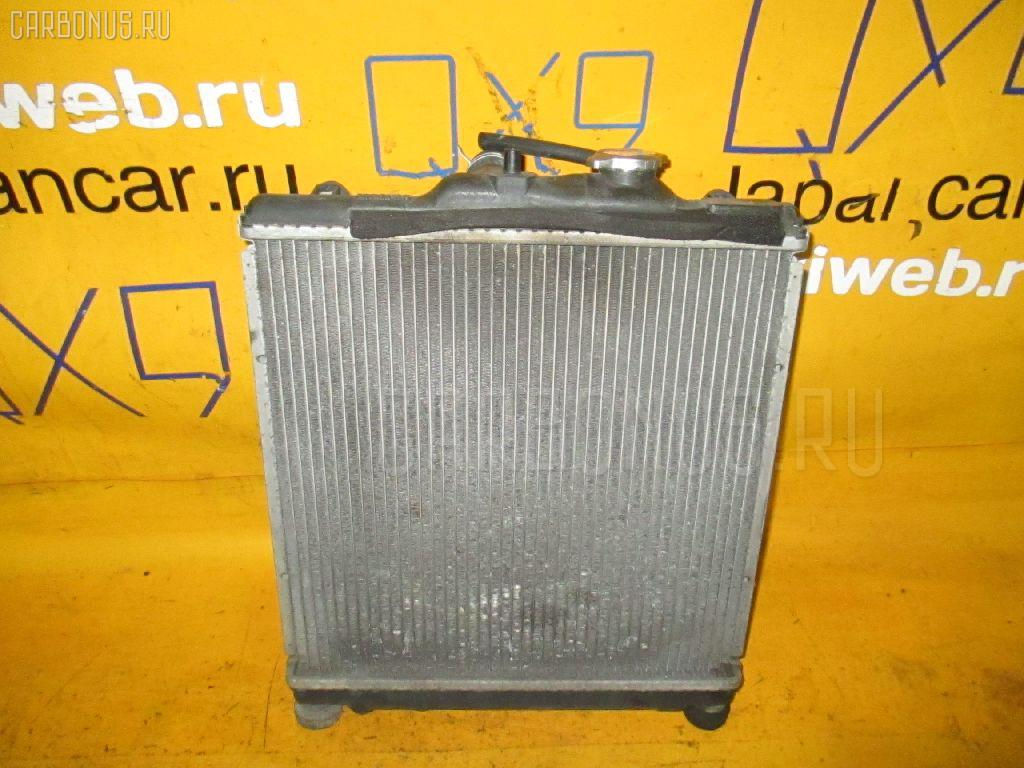 Радиатор ДВС HONDA DOMANI MB3 D15B. Фото 4