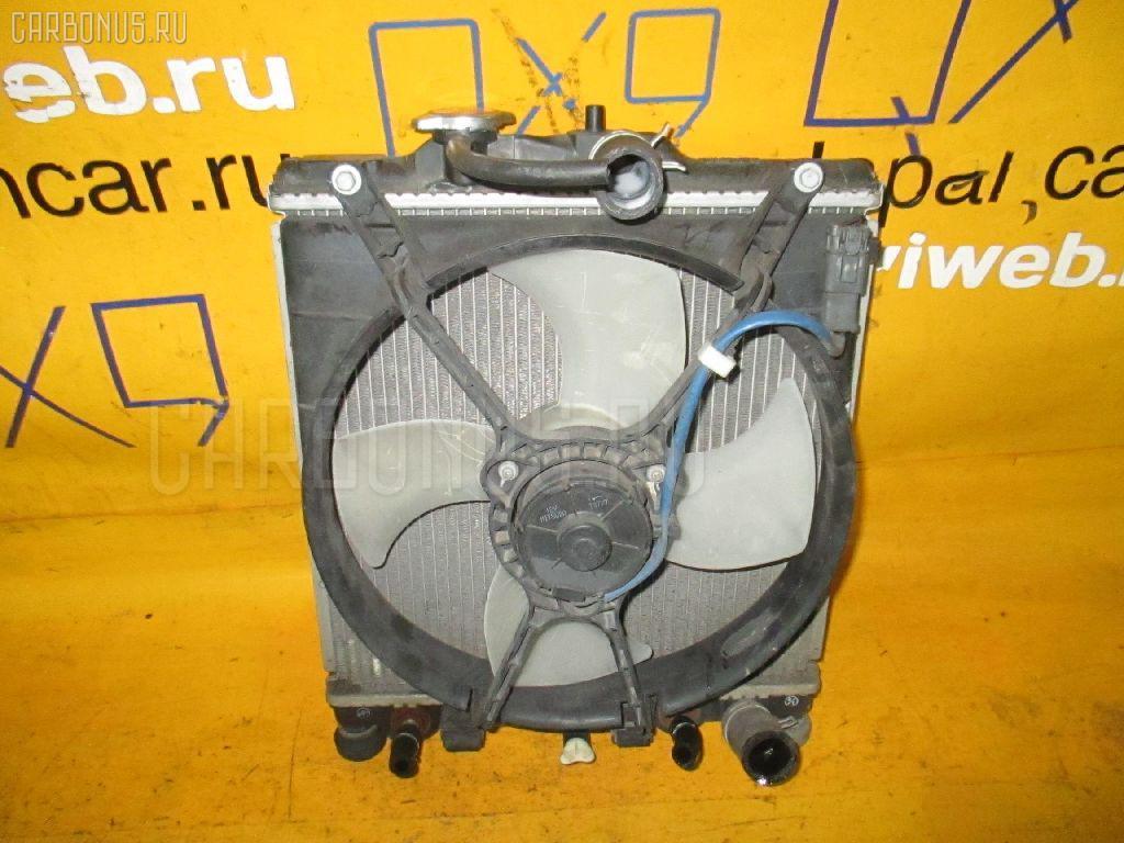 Радиатор ДВС HONDA DOMANI MB3 D15B. Фото 5