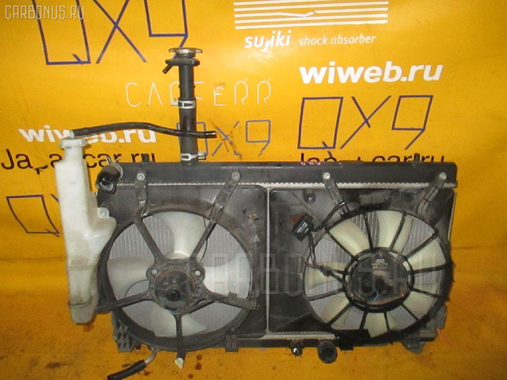 Радиатор ДВС HONDA MOBILIO GB2 L15A. Фото 6