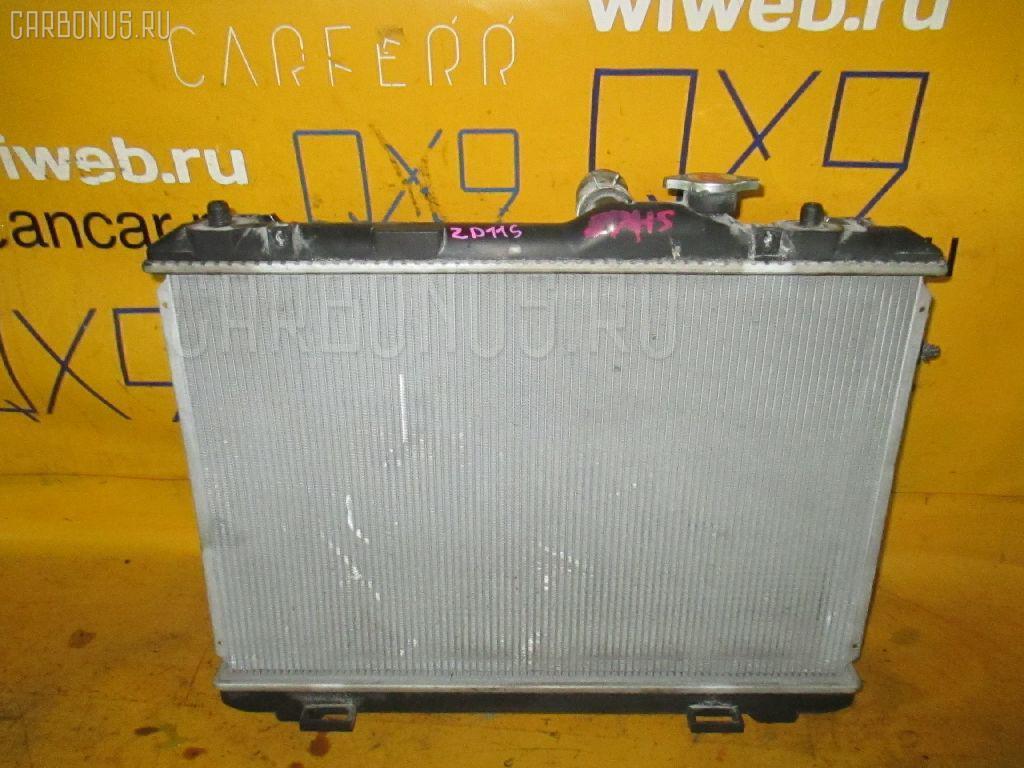 Радиатор ДВС SUZUKI SWIFT ZD11S M13A Фото 1