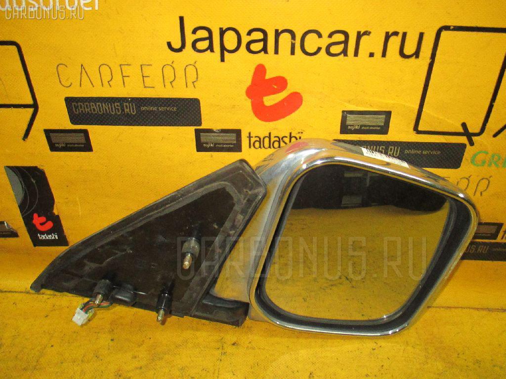 Зеркало двери боковой MITSUBISHI PAJERO V43W Фото 1