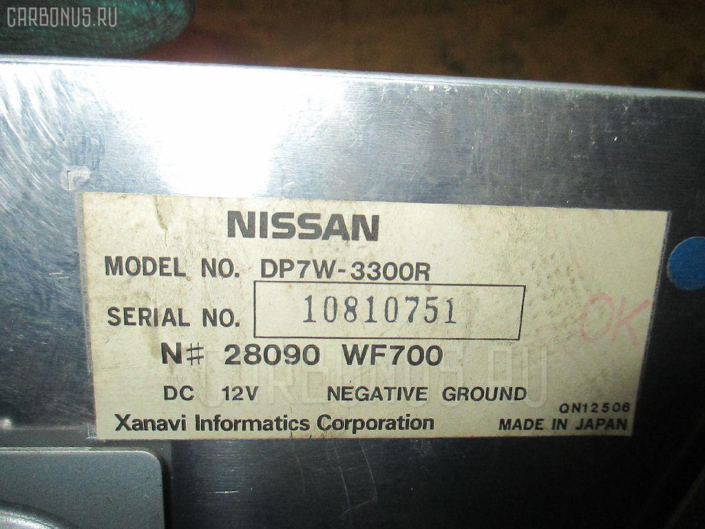 Монитор NISSAN LIBERTY RM12 Фото 1