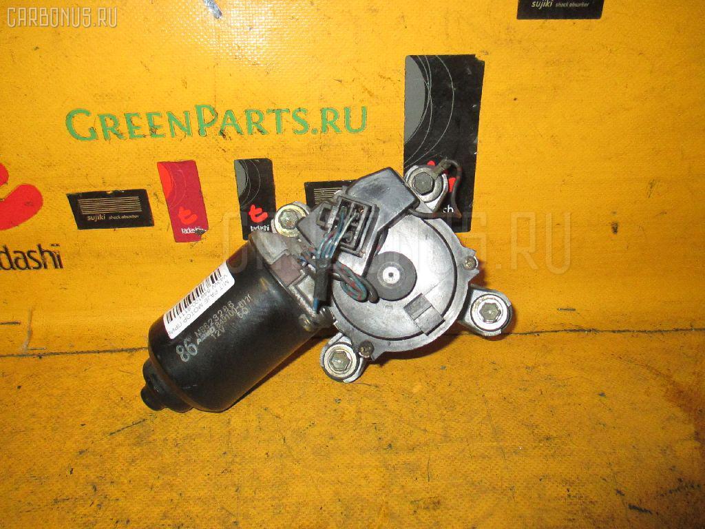 Мотор привода дворников MITSUBISHI PAJERO V43W Фото 2