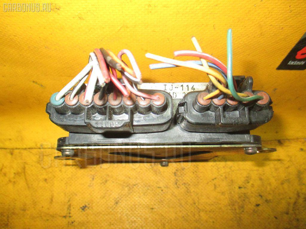 Блок управления инжекторами TOYOTA OPA ACT10 1AZ-FSE. Фото 9