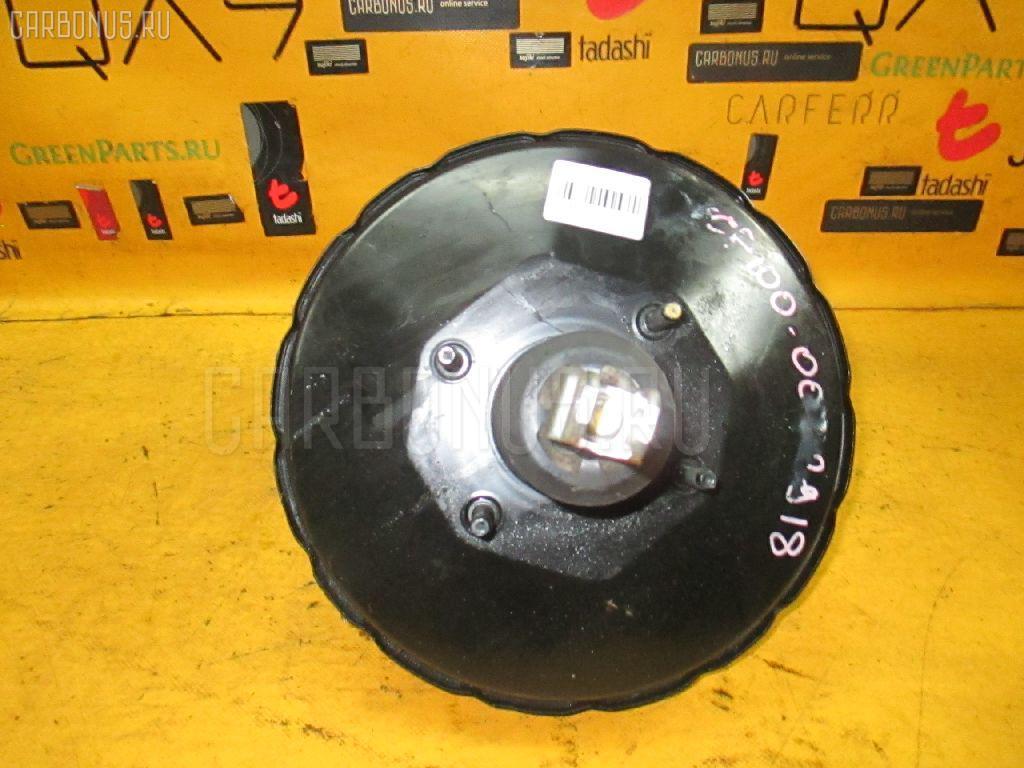Главный тормозной цилиндр TOYOTA RACTIS NCP100 1NZ-FE Фото 1