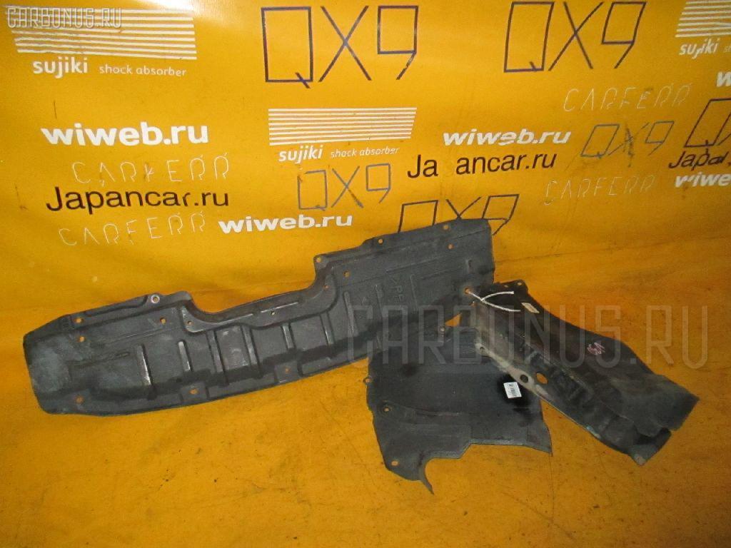 Защита двигателя NISSAN PRESAGE U30 KA24DE. Фото 10