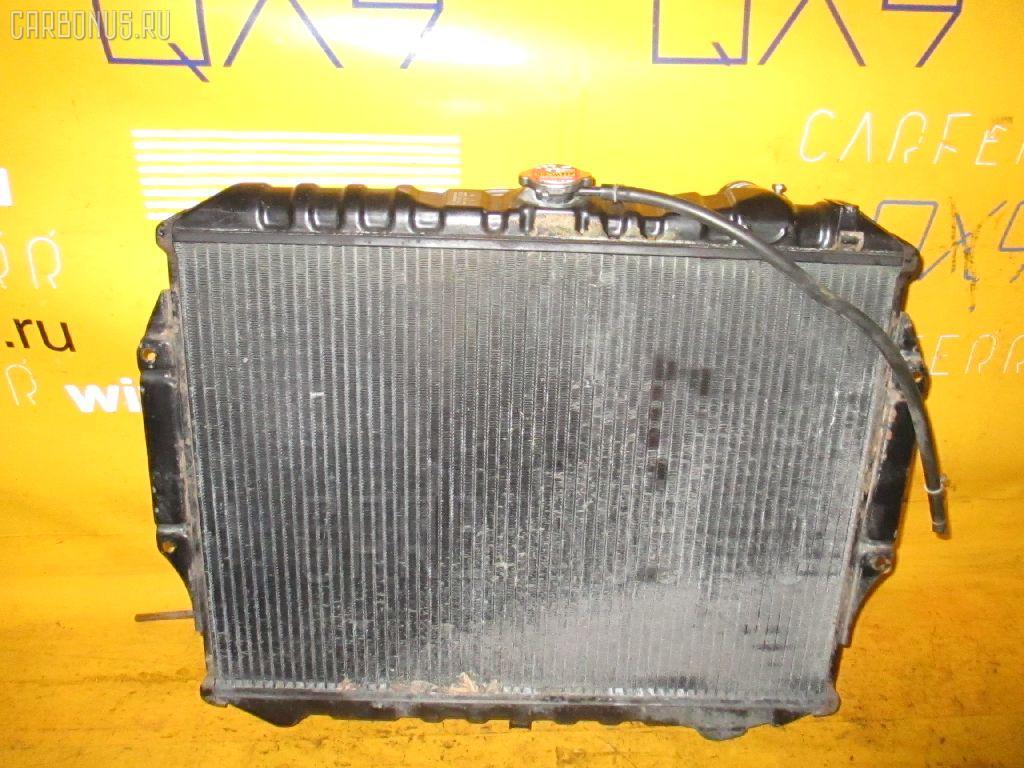 Радиатор ДВС MITSUBISHI PAJERO V43W 6G72. Фото 7