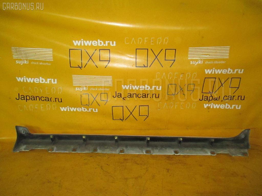 Порог кузова пластиковый ( обвес ) TOYOTA BB NCP31 Фото 1