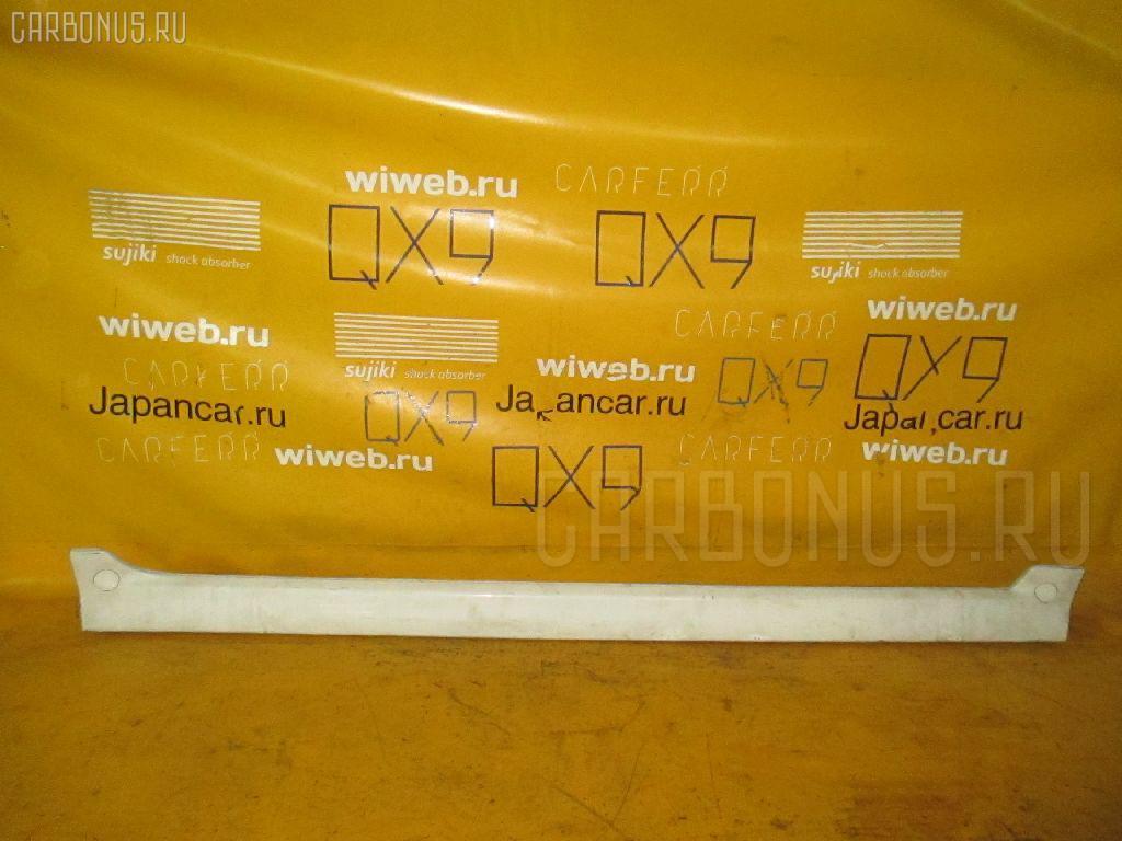 Порог кузова пластиковый ( обвес ) TOYOTA BB NCP31 Фото 2